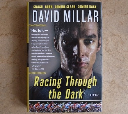 Book Review: Racing Through The Dark - David Millar