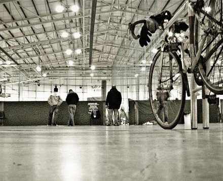 Ponderings from the Velodrome
