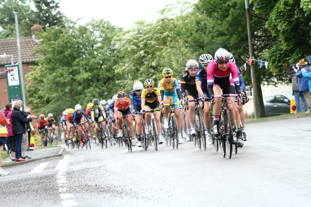British Cycling National Road Race Championships 2015